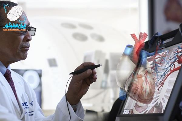 کاربرد هولوگرافی در پزشکی