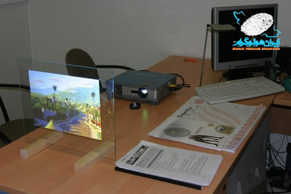 ساخت هولوگرام در آزمایشگاه